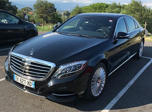 transfert voiture de luxe nice