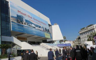 MIPIM 2021 au Palais des festivals de Cannes