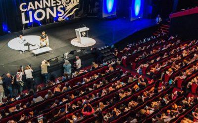 Cannes LIONS 2021 au Palais des festivals de Cannes