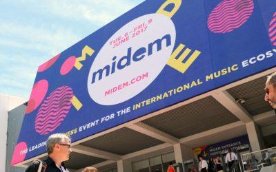 MIDEM 2021 au Palais des festivals de Cannes